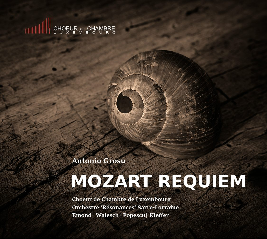 DigiPac Saison 2014 2015 Requiem Cover